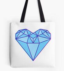 Love Diamond Tote Bag