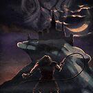 Castlevania: Simon Belmont by qlaxx