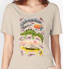 Amphibians Women's Relaxed Fit T-Shirt