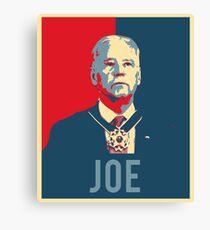 American Patriot - Joe Biden  - Presidential Medal Of Freedom Canvas Print