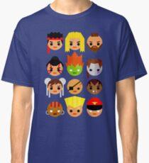 Street Fighter 2 Mini Classic T-Shirt