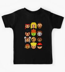 Street Fighter 2 Mini Kids Clothes