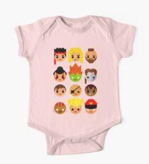 Street Fighter 2 Mini Kids Clothes