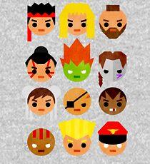 Street Fighter 2 Mini Kids Pullover Hoodie