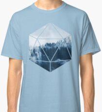 Camiseta clásica D20 - Misty Treetops