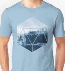 D20 - Misty Treetops T-Shirt