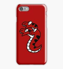 Red Triclyde  iPhone Case/Skin
