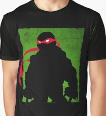 Red Ninja Graphic T-Shirt