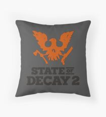 State of Decay 2 Throw Pillow