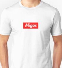 Migos - supreme font Unisex T-Shirt