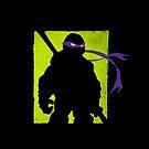 Purple ninja by bigsermons