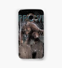 Prowl on Cliff Samsung Galaxy Case/Skin