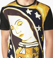 Our Lady of Guadalupe Virgin Mary Graphic T-Shirt
