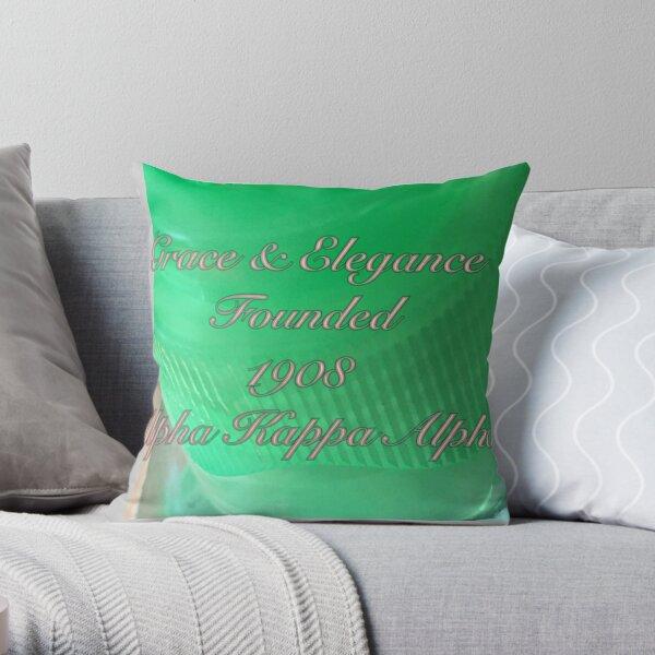 1908 Throw Pillow
