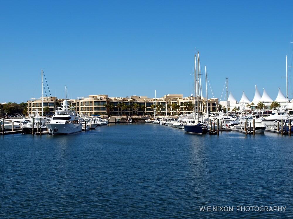Mariner's Cove Marina by W E NIXON  PHOTOGRAPHY