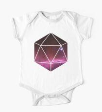 D20 - Pink Nebula Kids Clothes