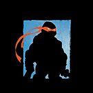 Orange Ninja by bigsermons