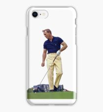 Arnold Palmer PGA TOUR Golf Legend  iPhone Case/Skin