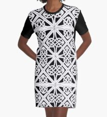 Celtic knot 2 Graphic T-Shirt Dress