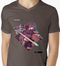 T I P . JPEG Men's V-Neck T-Shirt