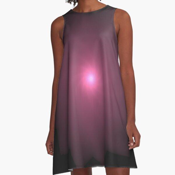 God Made You | Fractal Art A-Line Dress