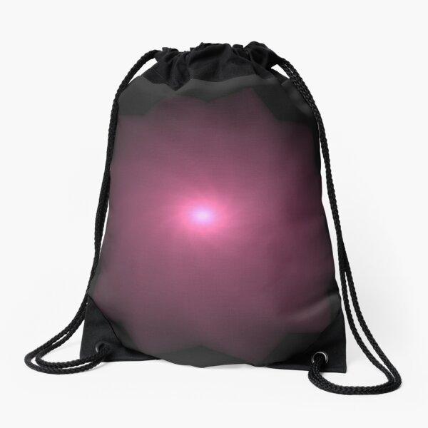 God Made You   Fractal Art Drawstring Bag