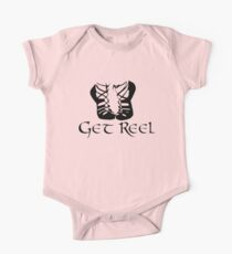 IRISH DANCE GET REEL Kids Clothes