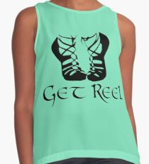 IRISH DANCE GET REEL Contrast Tank