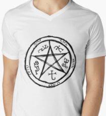 Supernatural Men's V-Neck T-Shirt