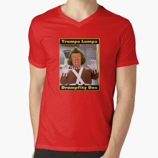 Trumpa Lumpa V-Neck T-Shirt