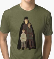 """Maybe Vader someday later"" Tri-blend T-Shirt"