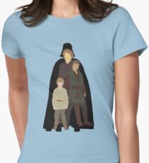 """""""Maybe Vader someday later"""" Womens Fitted T-Shirt"""