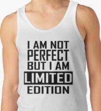 I am not perfect Men's Tank Top