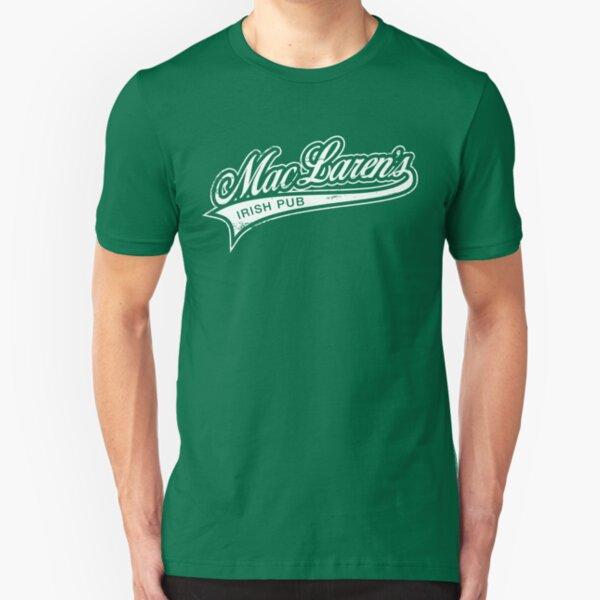 MacLaren's Pub Slim Fit T-Shirt