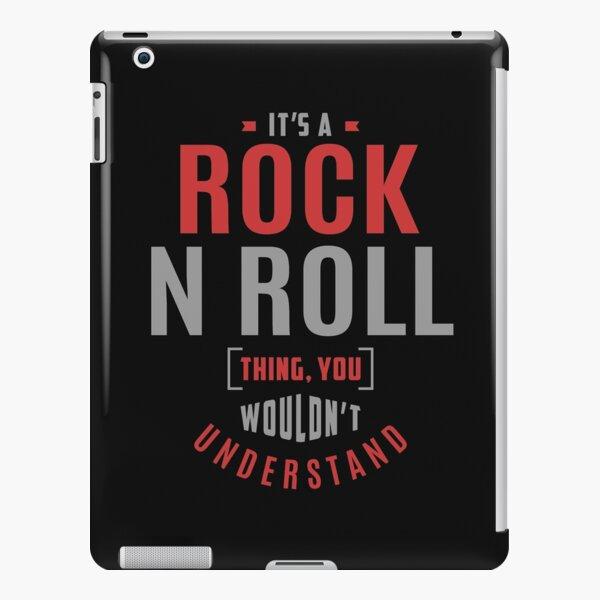 Rock N Roll Gifts iPad Snap Case
