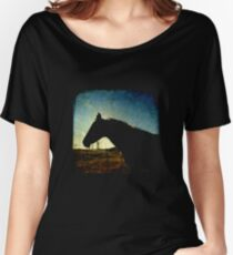 Urban Cowboy - TTV Women's Relaxed Fit T-Shirt