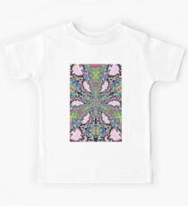 psychedelic radiance Kids Tee
