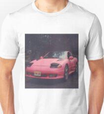 Pink Season - Pink Car Unisex T-Shirt
