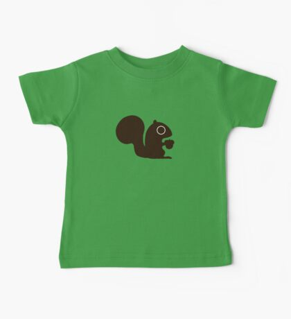 Squirrel with Nut Kids Clothes