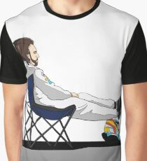 Formula 1 - Fernando Alonso deckchair Graphic T-Shirt