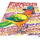 Fire-Chicken by Skye Elizabeth  Tranter