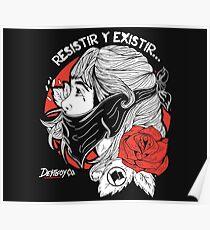 RESISTIR Y SOÑAR Poster