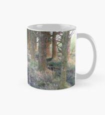 Schöner Walddruck Tasse (Standard)