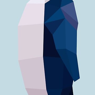 Low Poly Penguin by McBethAllen