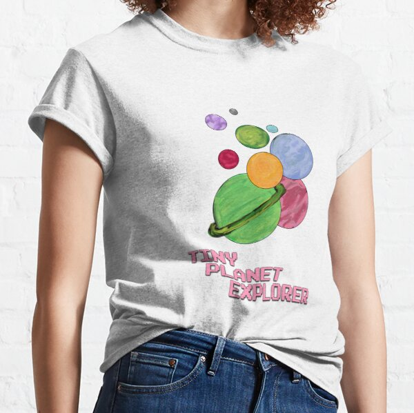 Tiny Planet Explorer Classic T-Shirt