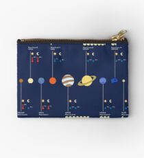 Our Solar System Studio Pouch