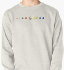 Just Planets Pullover