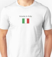 Made In Italy (Dark logo) T-Shirt