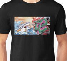 SHARK AND SNAKE Unisex T-Shirt