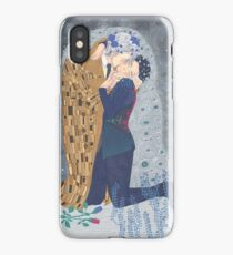 Kiss on Ice iPhone Case